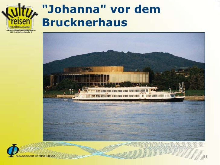 quot;Johannaquot; vor dem Brucknerhaus                         33