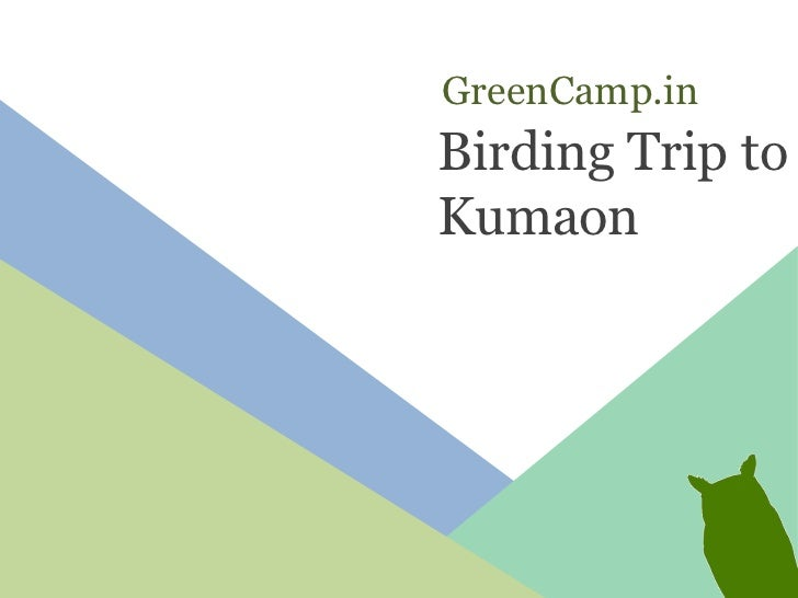 Birding Trip to Kumaon GreenCamp.in