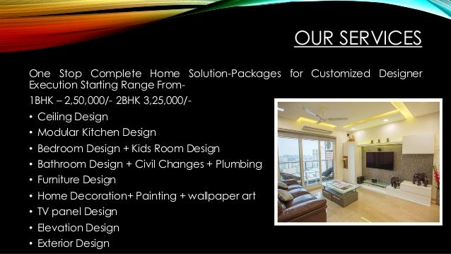 Interior Designing Services For Residential Thane Ghodbundar