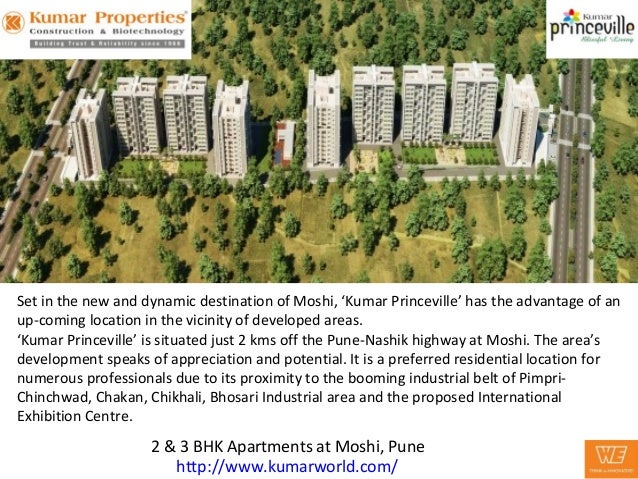 Set in the new and dynamic destination of Moshi, 'Kumar Princeville' has the advantage of anup-coming location in the vici...