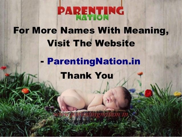 Kumbh Rashi Baby Girl Names With Meanings
