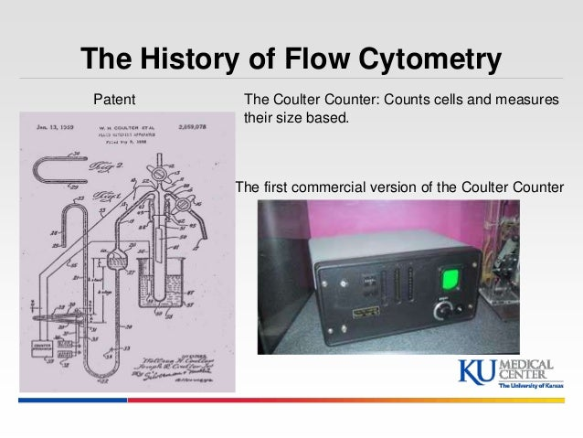 Kumc introduction to flow cytometry