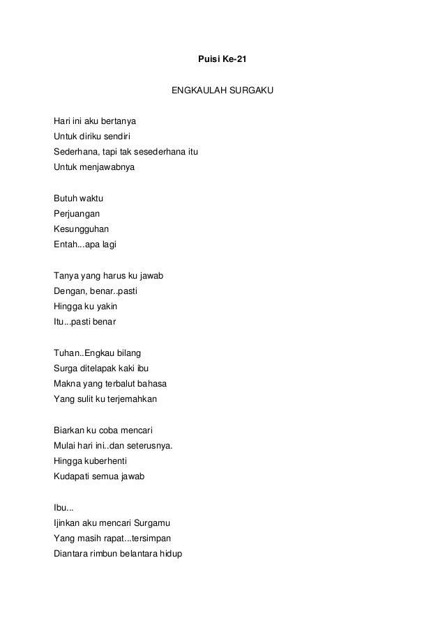 Puisi