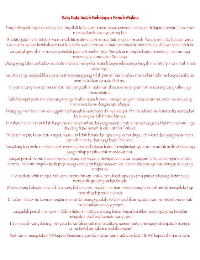 Kumpulan Kata Kata Sindiran