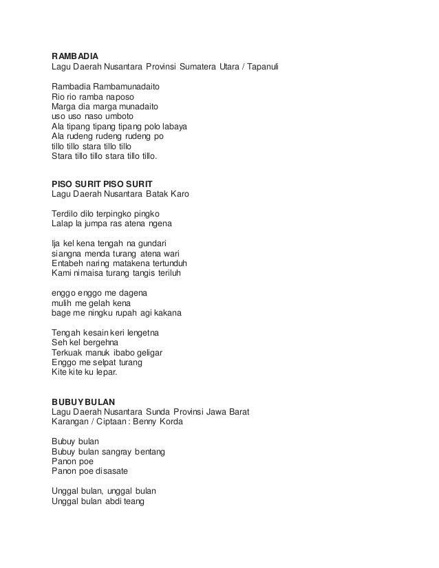 Lirik Lagu Jodie Lirik Lagu Club
