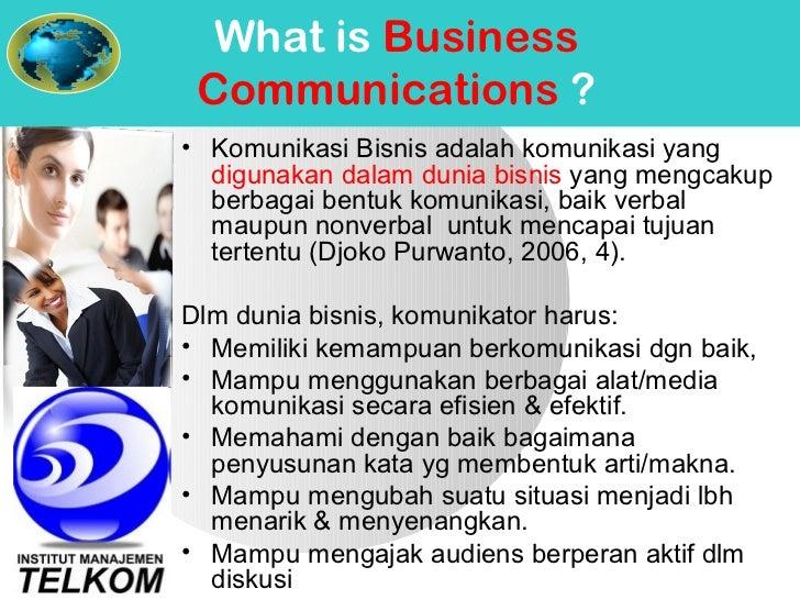 Ebook Komunikasi Bisnis