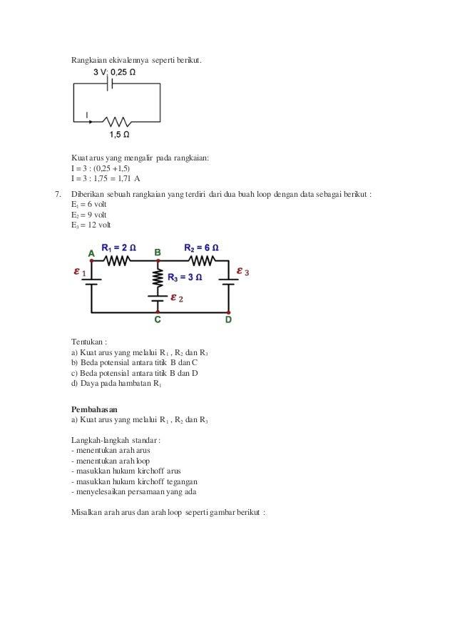 Kumpulan Soal Fisika Dan Penjelasannya