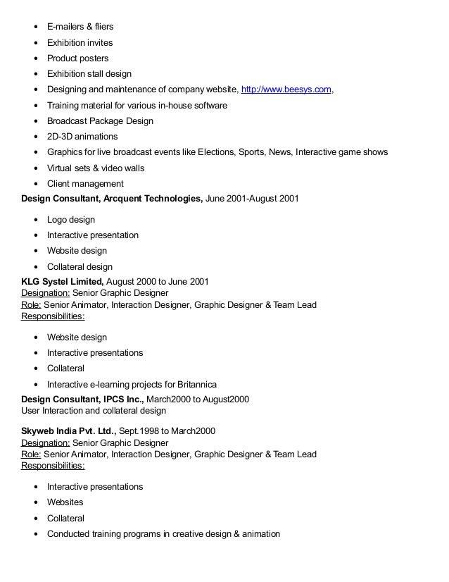 Art Director Job Description Job Description Job Description