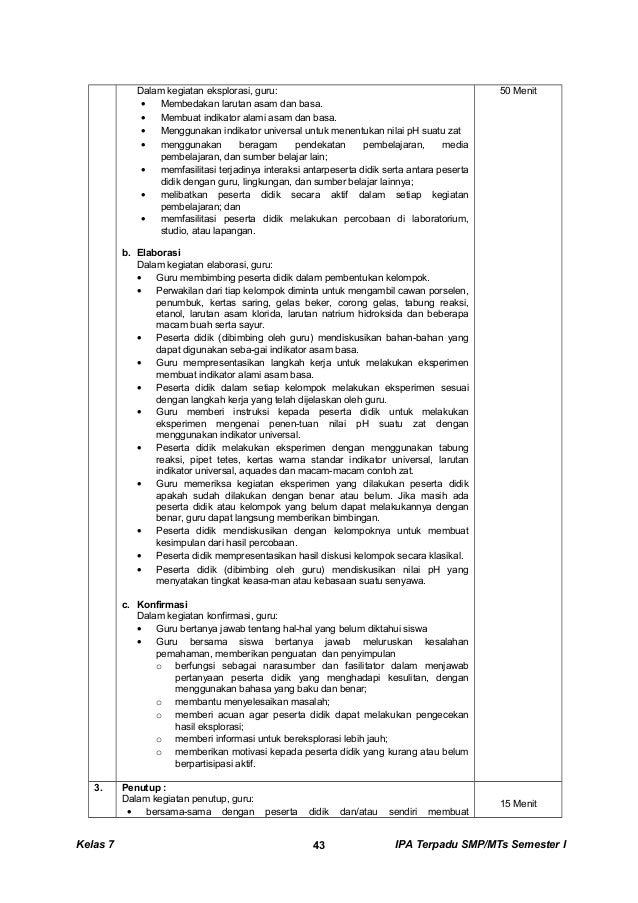 rangkuman/simpulan pelajaran; • melakukan penilaian dan/atau refleksi terhadap kegiatan yang sudah dilaksanakan secara kon...