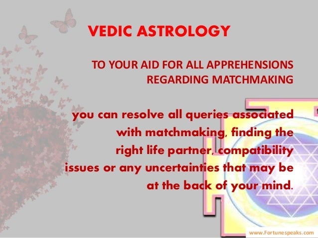 Besplatno porutham vedic matchmaking
