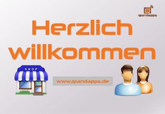 Herzlich willkommen www.qrandapps.de