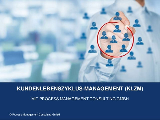 © Process Management Consulting GmbH 2018 / Seite 1© Process Management Consulting GmbH KUNDENLEBENSZYKLUS-MANAGEMENT (KLZ...