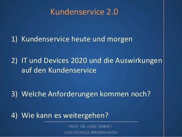 Kundenservice 2.0 updated Slide 2