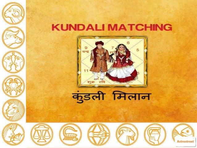 Kundli matchmaking gun milan