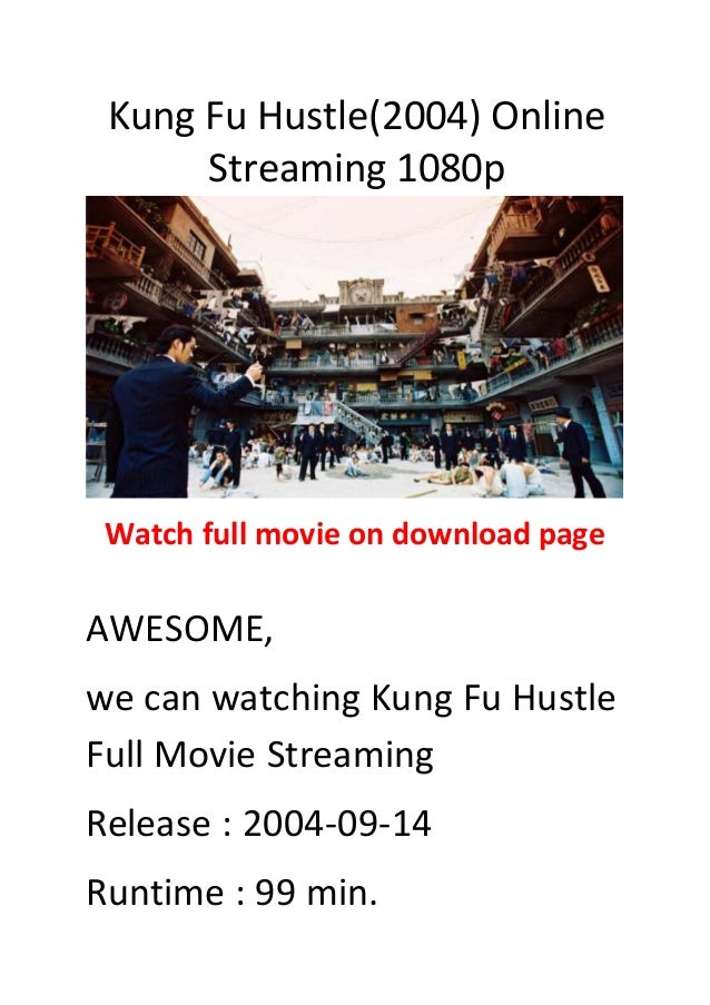 Kung fu hustle(2004) action and comedy movies list - 웹