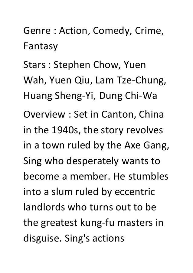 kung fu hustle 2 full movie in hindi dubbed