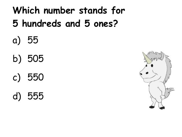 Kungfu math p2 slide1 (numbers up to 1000)