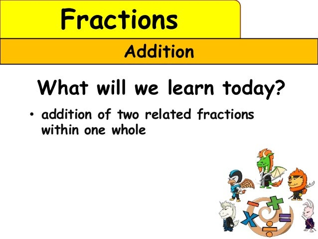 Kungfu math p3 slide7 (addition fraction)