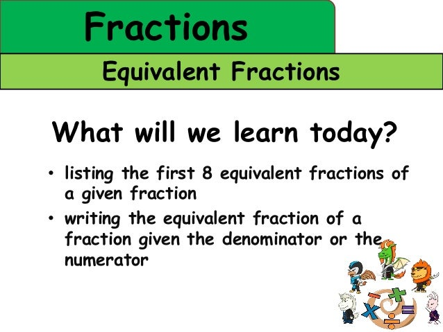 Grade 3 Fractions and Decimals Worksheets - free ...