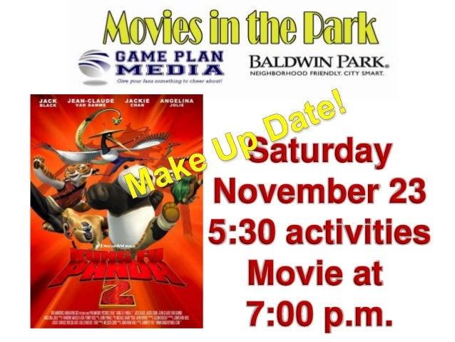 Saturday November 23 5:30 activities Movie at 7:00 p.m.