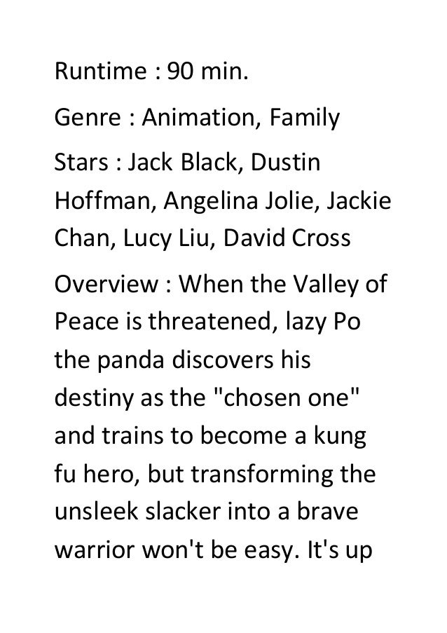 kung fu panda2008 best action funny movies