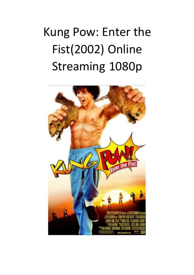 Kung movie pow