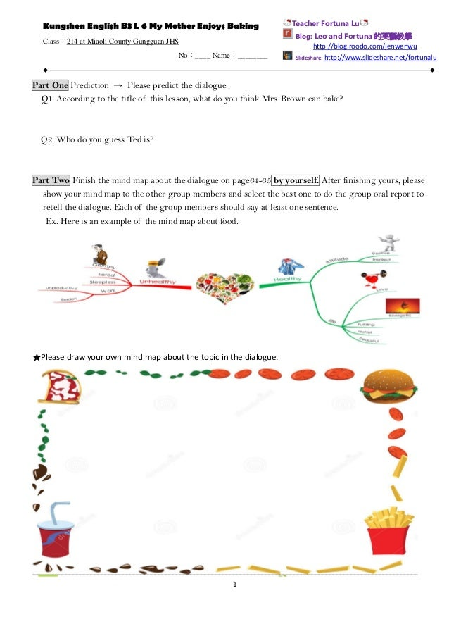 English In Italian: Kungshen English Book 3 Lesson 6 Reading Drinking Culture Map