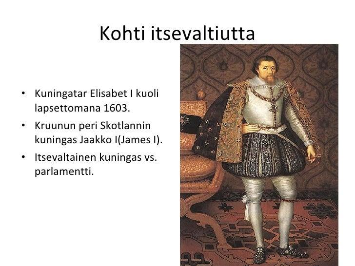 Kuninkaan Ja Parlamentin Valtataistelu Slide 2