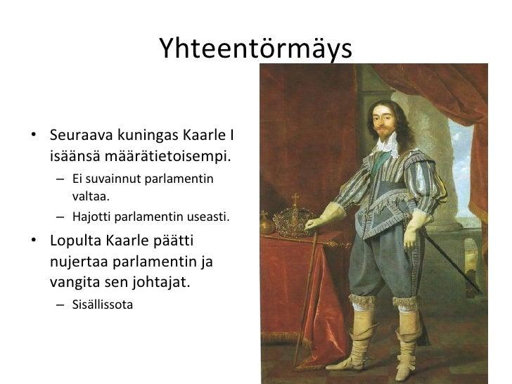 Kuninkaan Ja Parlamentin Valtataistelu Slide 3