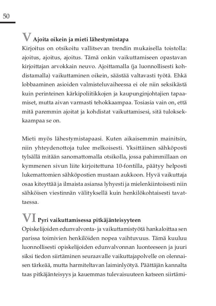 Kuntavaikuttamisen käsikirja (SYL, 2008)
