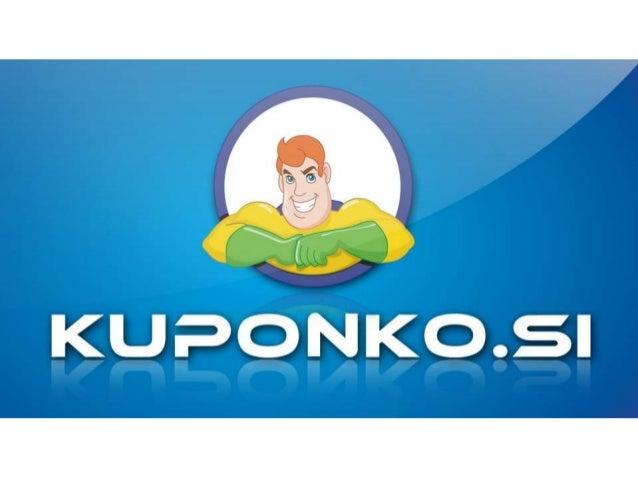 KUPONI Muha enodnevnica ali nov način prodaje? Denis Potočnik, CEO in solastnik Futurisimo d.o.o.