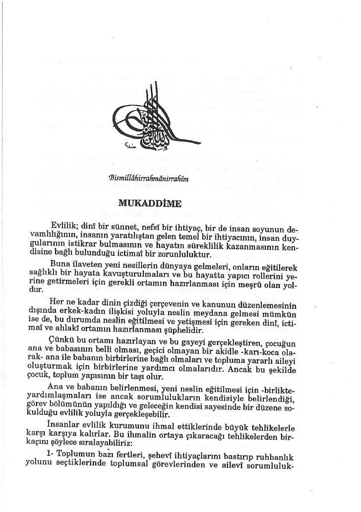 Kuran Ve SüNnette Evlilik Dr Muhammed Ebun Nur 1 100