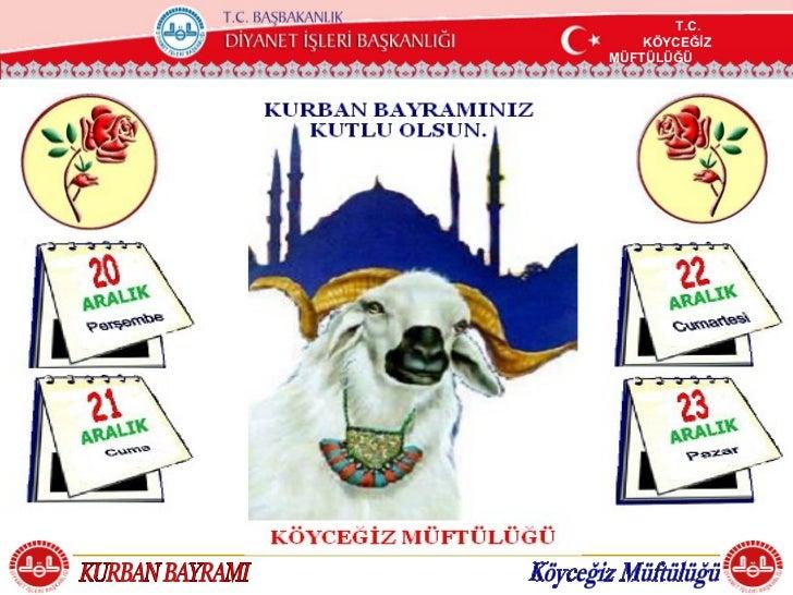 kurban bayram essay