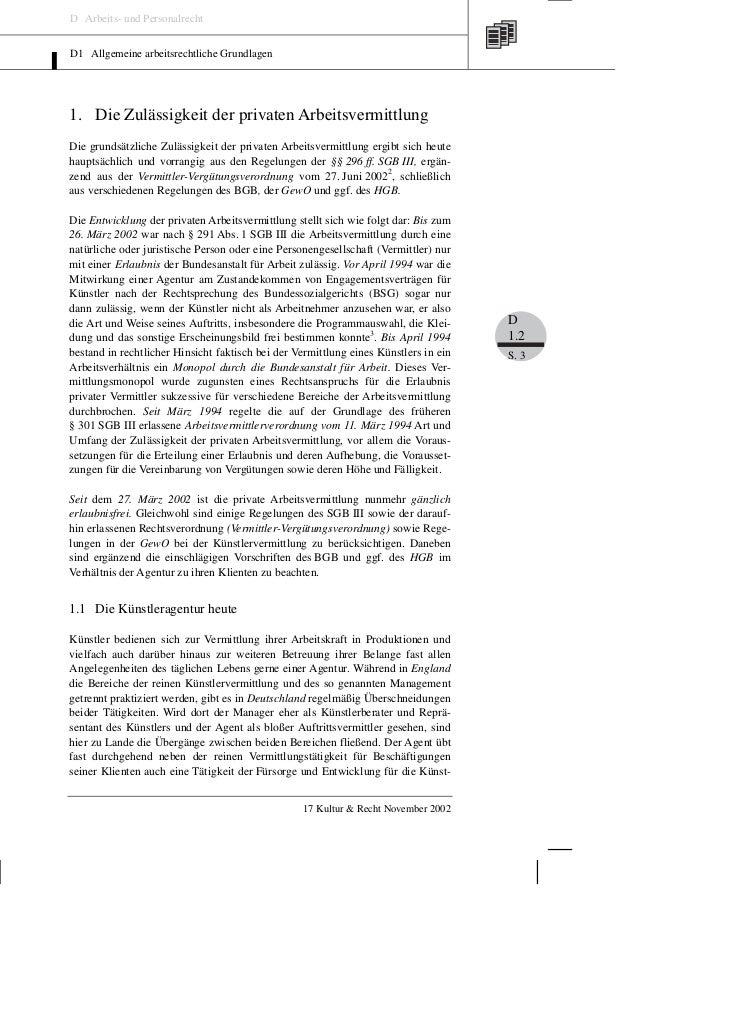 Lansnicker, Schwirtzek: Die Künstleragentur als Arbeitsvermittler und Manager Slide 3