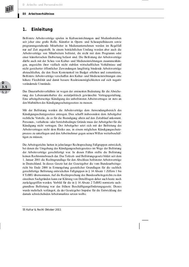 Röckrath: Leitfaden für die Befristung von Arbeitsverträgen anhand von Fallbeispielen Slide 2