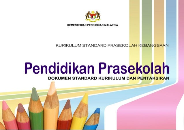 Kurikulum Standard Prasekolah Kebangsaan 2017