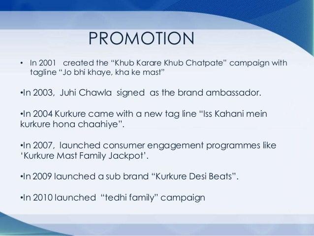 kurkure case study ppt
