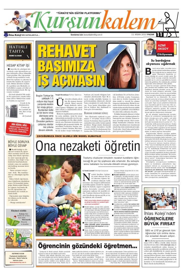 """Kurşunkalem                                                                        """"TÜRKİYE'NİN EĞİTİM PLATFORMU""""         ..."""