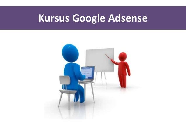 Kursus Google Adsense