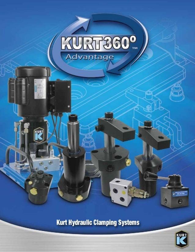 Kurt Hydraulic Clamping Systems