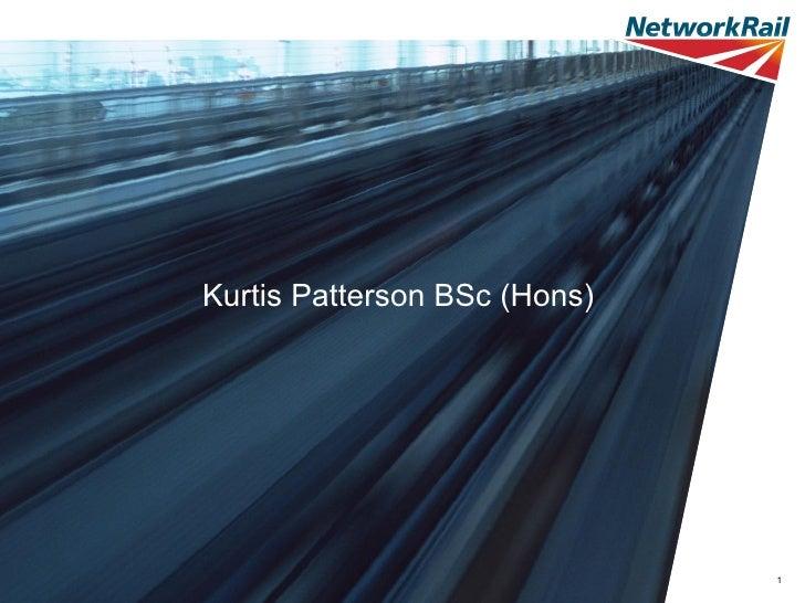 Kurtis Patterson BSc (Hons)