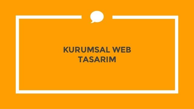 KURUMSAL WEB TASARIM
