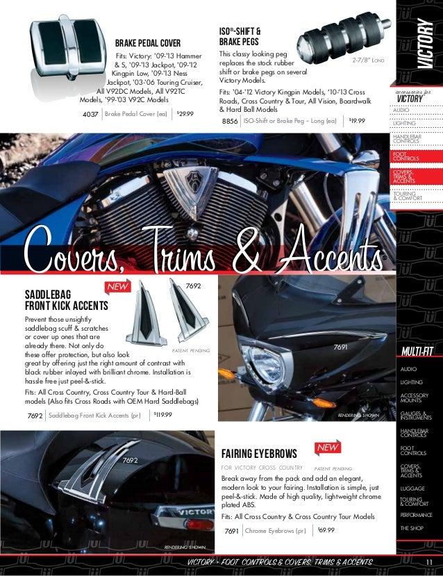 Motorcycle Chrome Brake Pedal Pad Cover Fit Honda Shadow 750 Aero Phantom 04-12