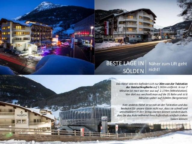 Hotel Valentin Sölden Slide 2