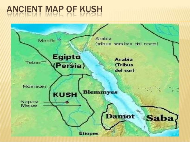 Kush Civilization Pyramids