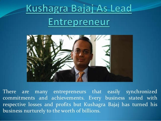 There are many entrepreneurs that easily synchronizedcommitments and achievements. Every business stated withrespective lo...
