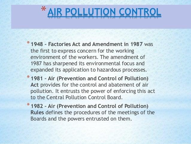 clean air act pdf