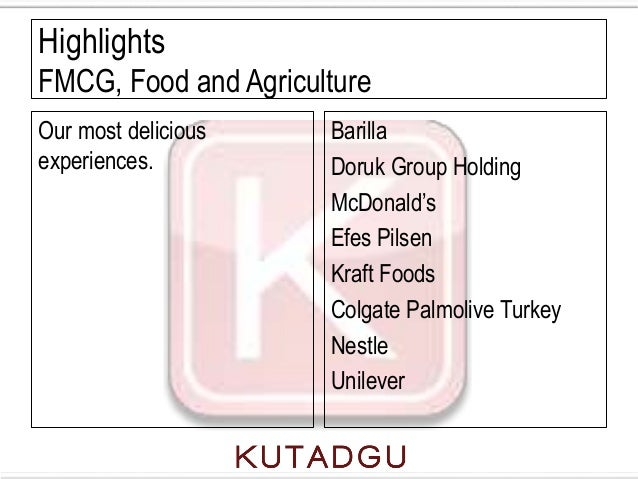 HighlightsFMCG, Food and AgricultureOur most delicious    Barillaexperiences.          Doruk Group Holding                ...