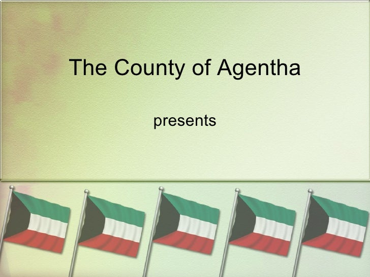Kuwait flag powerpoint template kuwait flag powerpoint template the county of agentha presents toneelgroepblik Images