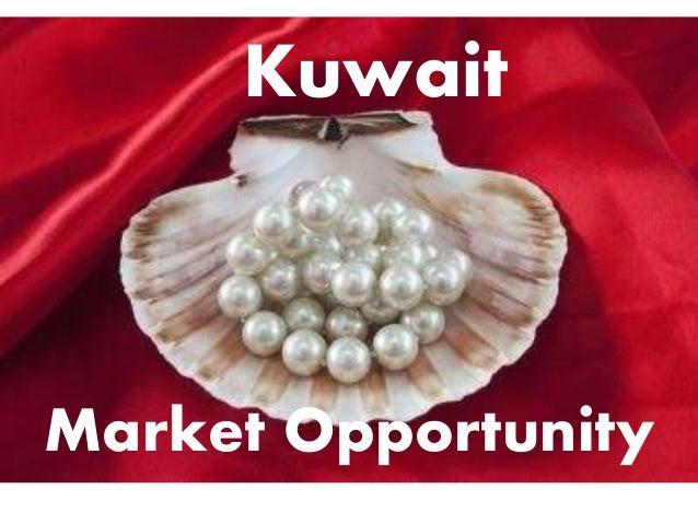 Kuwait Market Opportunity